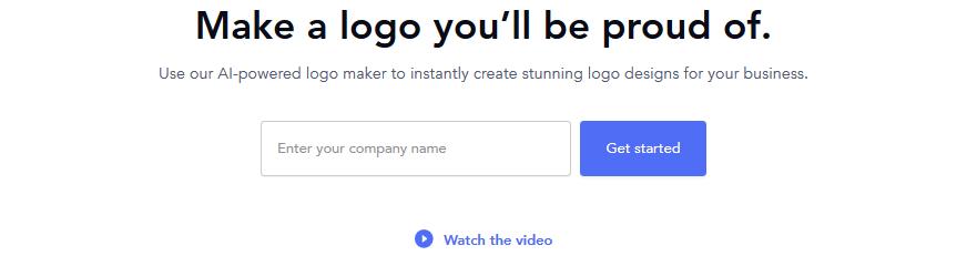 Free Logo Creator Logo Generator - Make a Logo In Seconds